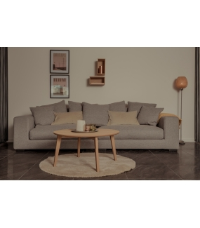 3 mands sofa