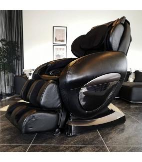 Demo iCare Dreamline 3D massagestol, sort læder 32.000 kr.